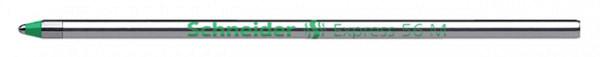 Balpenvulling Schneider tbv 4 kleuren balpen groen medium