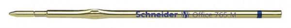 Balpenvulling Schneider Office 765 M blauw