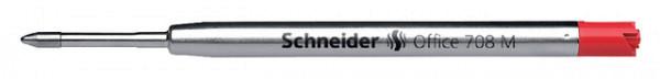 Balpenvulling Schneider Jumbo 7082 tbv Parker rood medium