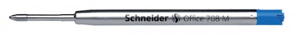 Balpenvulling Schneider Jumbo 7083 tbv Parker blauw medium