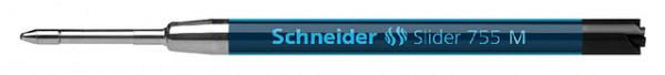 Balpenvulling Schneider Slider Jumbo 755 zwart medium