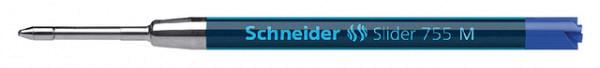 Balpenvulling Schneider Slider Jumbo 755 blauw medium