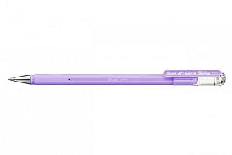 Gelschrijver Pentel K108-P 0.5mm pastel violet