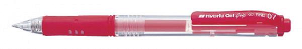 Gelschrijver Pentel K157 rood 0.4mm