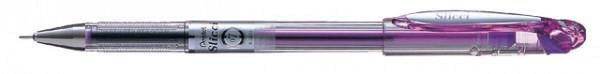 Gelschrijver Pentel slicci violet 0.3mm