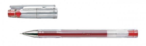 Gelschrijver PILOT G-Tec rood 0.2mm