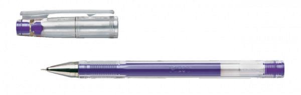Gelschrijver PILOT G-Tec paars 0.2mm