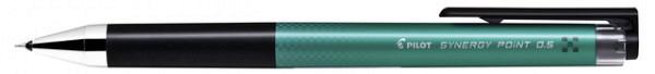 Gelschrijver Pilot Synergy BLRT-SNP5 0.25mm groen
