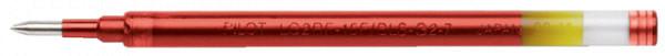 Gelschrijvervulling PILOT 2606 rood 0.4mm