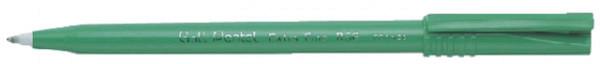 Rollerpen Pentel R50 groen 0.4mm