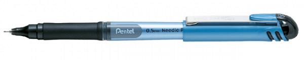 Rollerpen Pentel BLN15 zwart 0.3mm