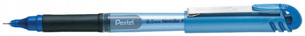 Rollerpen Pentel BLN15 blauw 0.3mm