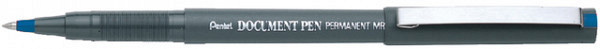 Rollerpen Pentel MR205 blauw 0.2mm