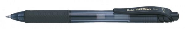 Gelschrijver Pentel Energel-X zwart 0.4mm