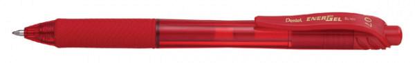 Gelschrijver Pentel Energel-X rood 0.4mm