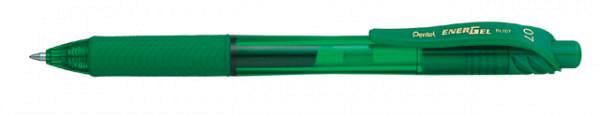 Gelschrijver Pentel Energel-X groen 0.4mm