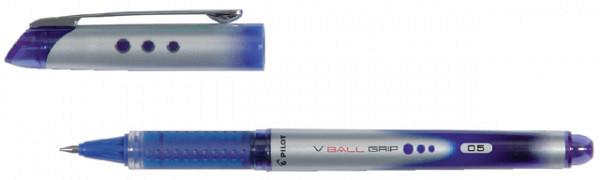 Rollerpen PILOT V-Ball grip VBG-5 blauw 0.3mm