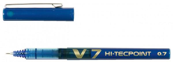 Rollerpen PILOT Hi-Tecpoint V7 blauw 0.5mm