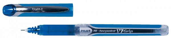 Rollerpen PILOT Hi-Tecpoint grip V7 0.4mm blauw