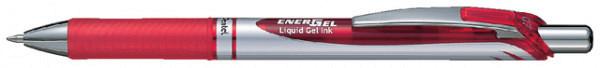 Gelschrijver Pentel Energel BL77 rood 0.4mm