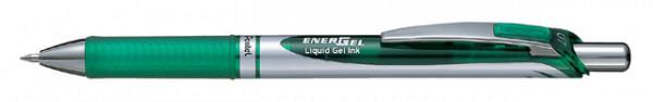 Gelschrijver Pentel Energel BL77 groen 0.4mm
