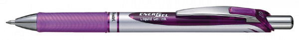 Gelschrijver Pentel Energel BL77 violet 0.4mm