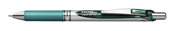 Gelschrijver Pentel Energel BL77 turquoise 0.4mm