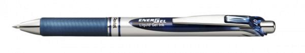 Gelschrijver Pentel Energel BL77 donkerblauw 0.4mm