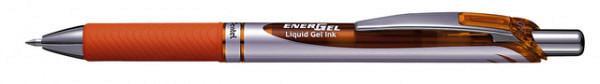 Gelschrijver Pentel Energel BL77 oranje 0.4mm