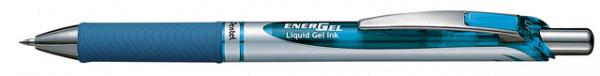 Gelschrijver Pentel Energel BL77 lichtblauw 0.4mm