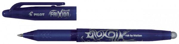 Rollerpen PILOT Frixion BL-FR7 blauw  0.35mm