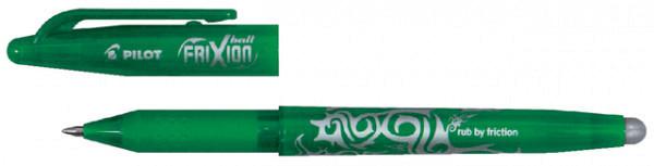 Rollerpen PILOT Frixion BL-FR7 groen  0.35mm