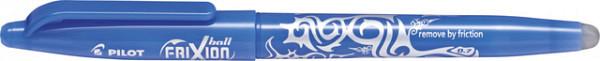 Rollerpen Pilot Frixion BL-FR7 0.35mm hemelsblauw