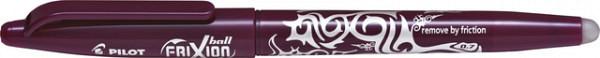 Rollerpen Pilot Frixion BL-FR7 0.35mm wijnrood