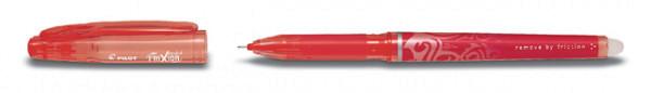 Rollerpen PILOT Frixion Hi-Tecpoint rood 0.25mm