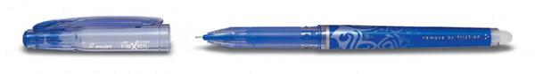 Rollerpen PILOT Frixion Hi-Tecpoint blauw 0.25mm