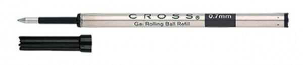 Rollerpenvulling Cross selectip zwart medium