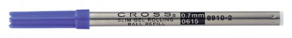 Rollerpenvulling Cross classic century en Click blauw 0.7mm