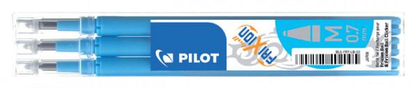 Rollerpenvulling PILOT Frixion lichtblauw 0.35mm