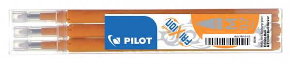 Rollerpenvulling PILOT Frixion oranje 0.35mm