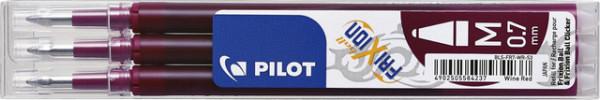 Rollerpenvulling Pilot Frixion BLS-FR7 0.35mm wijnrood