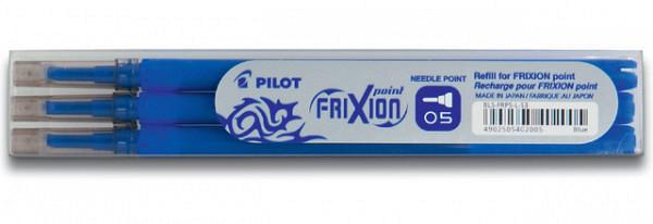 Rollerpenvulling PILOT Frixion Hi-Tecpoint blauw 0.25mm