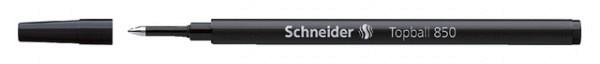 Rollerpenvulling Schneider 850 zwart medium