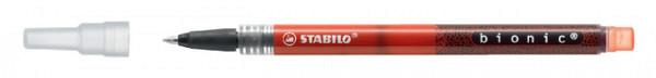Rollerpenvulling STABILO Bionic rood