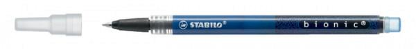 Rollerpenvulling STABILO Bionic blauw