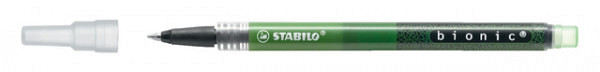 Rollerpenvulling STABILO Bionic groen