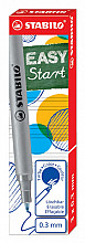 Rollerpenvulling STABILO Easyoriginal 0.3mm blauw doosje à 3 stuks