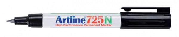 Fineliner Artline 725 rond 0.4mm zwart