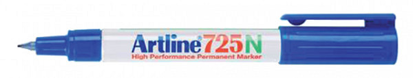 Fineliner Artline 725 rond 0.4mm blauw