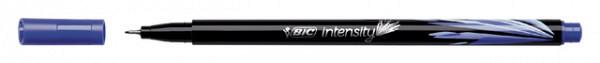 Fineliner Bic Intensity 0.4mm blauw